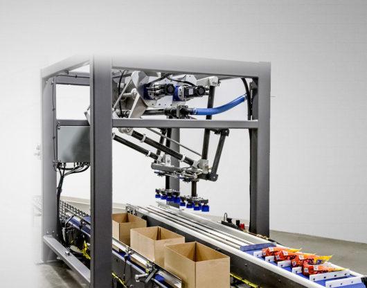 AMR Teknoloji Robotlu Paketleme Toplama Sistemleri