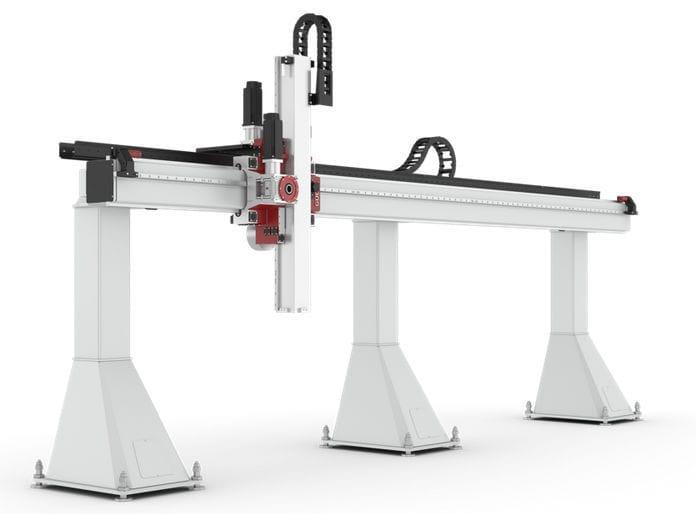 AMR Teknoloji Kartezyen Robot 3